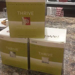 Level Theive unopened apple  pie lifestyle mix